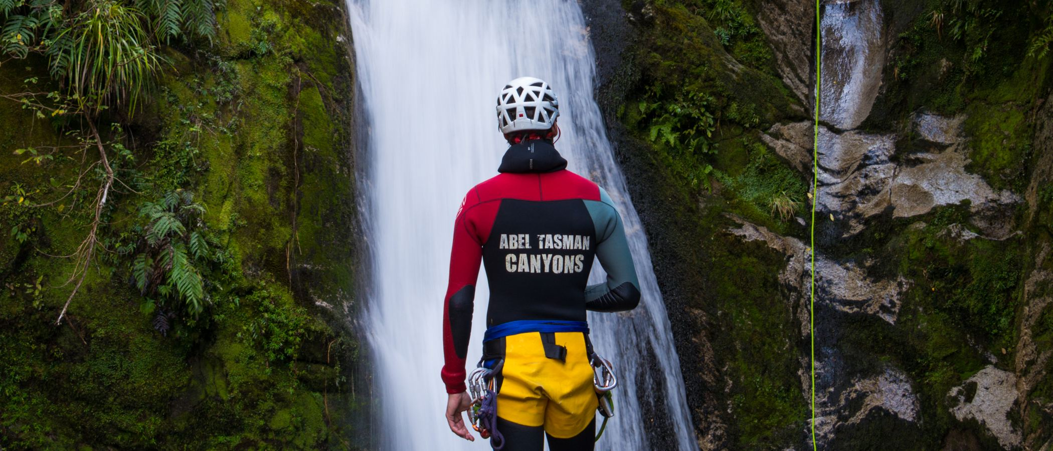 Work Experience Weekend – What is it like to be a canyoning guide?