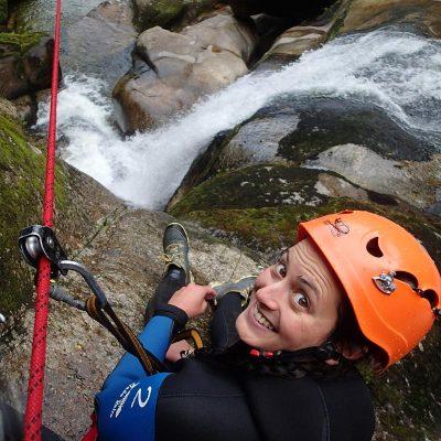 abel tasman adventure canyoning