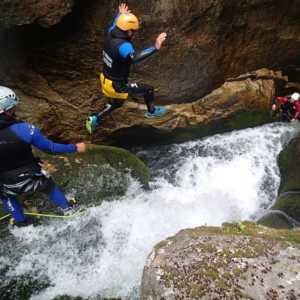 Canyoning Guides Abel Tasman NZ