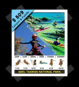 Guided trip Abel Tasman