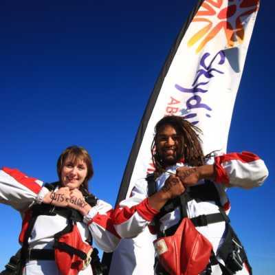 New Zealand Canyoning Skydive