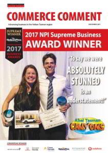 Nelson Tasman Supreme Winner
