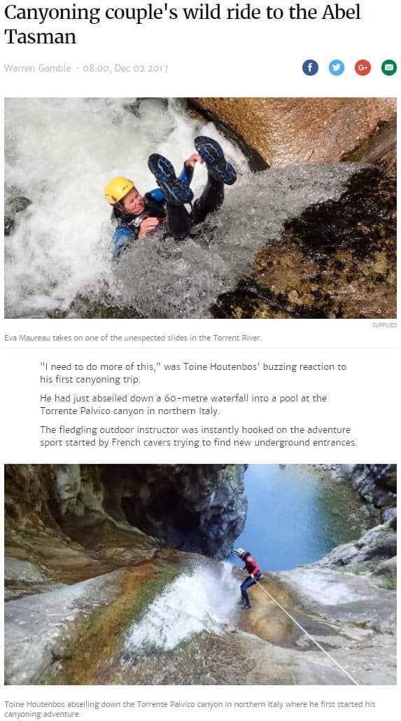 discover abel tasman national park