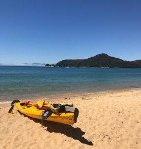 Kayak the Abel Tasman National Park