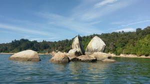Split Apple Rock - Abel Tasman National Park