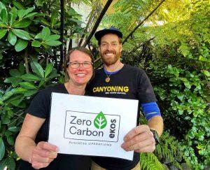 Abel Tasman Zero Carbon - Canyoning NZ